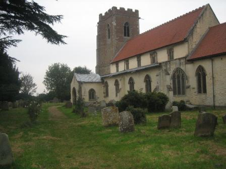 St Mary the Virgin in Wiggenhall, Norfolk