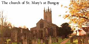St. Mary's church Bungay